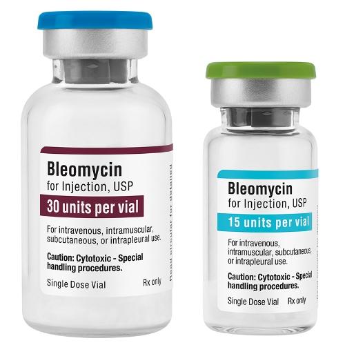 Bleomycin - многоцелевое химиотерапевтическое средство