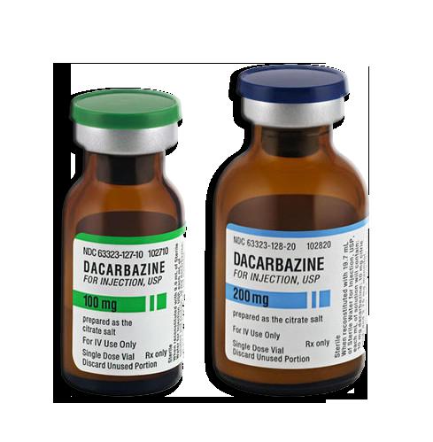 Dacarbazine DTIC - многоцелевой противоопухолевый препарат