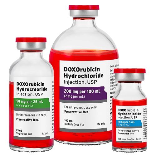 Doxorubicin Hydrochloride-Adriamycin - противоопухолевый препарат