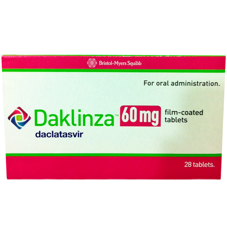 Даклинза (даклатасвир) - препарат для лечения гепатита С