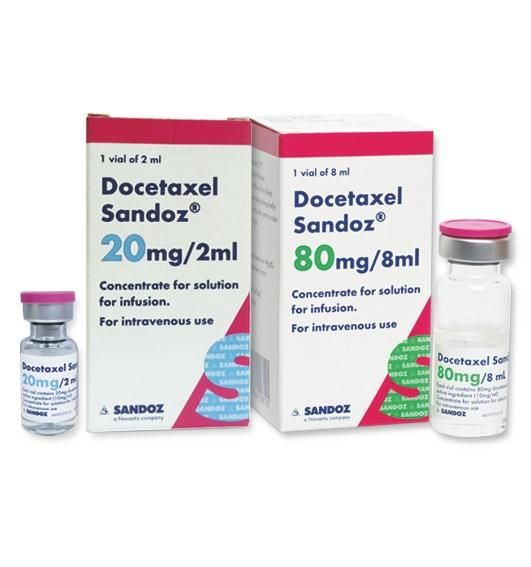 Docetaxel Taxotere | Химиотерапия рака груди