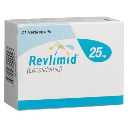 Revlimid (Ревлимид) - иммунотерапевтический препарат