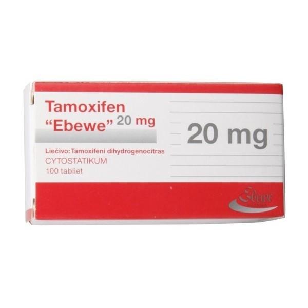 Tamoxifen - противоопухолевый гормональный препарат