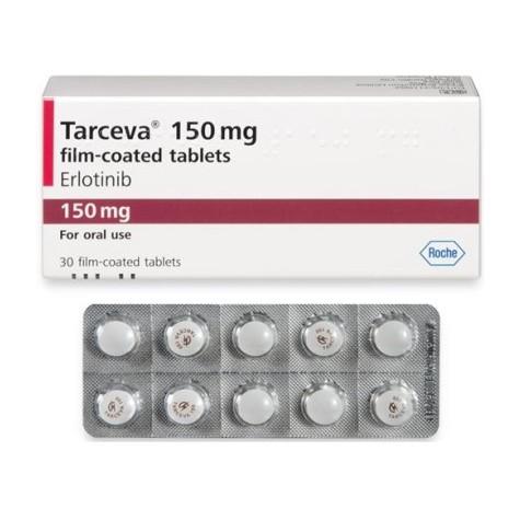 Tarceva (Erlotinib) - противоопухолевый препарат