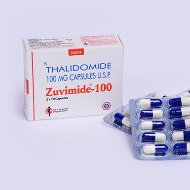 Thalidomide (Талидомид) - противоопухолевый препарат