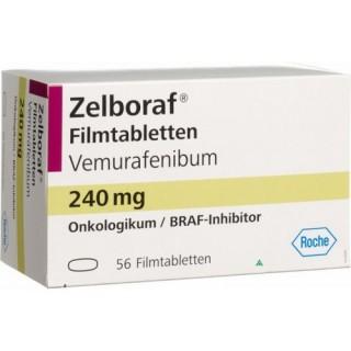 Зелбораф (Вемурафениб) - препарат для лечения меланомы