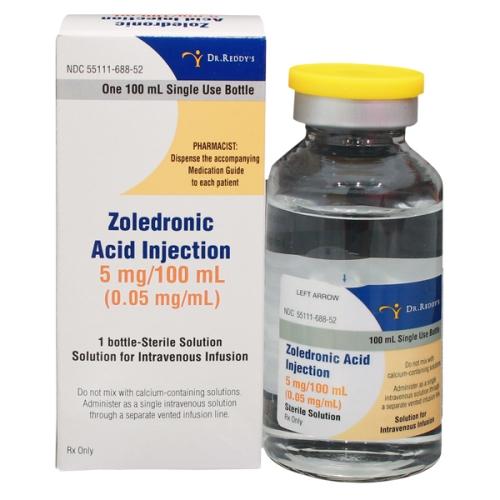 Зомета - препарат для предотвращения уменьшения костной массы